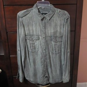 New Rails button down shirt